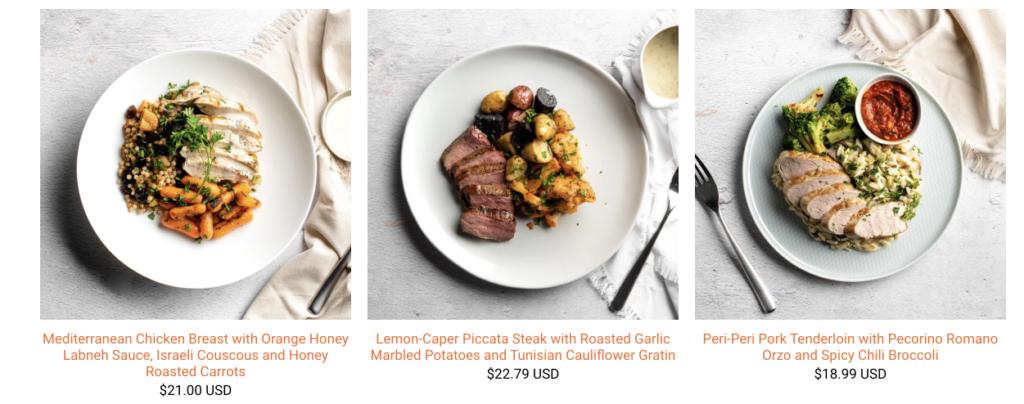 Home Bistro Meals Reviews