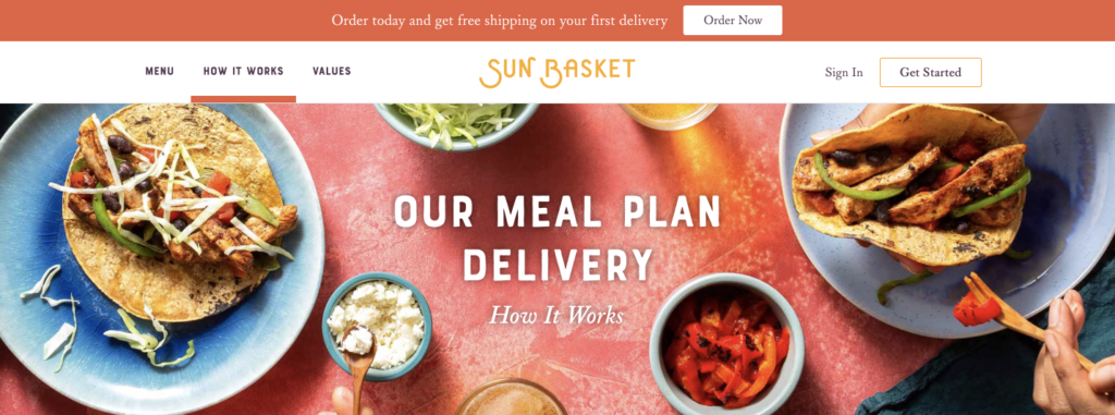 Food Delivery Services like Freshly