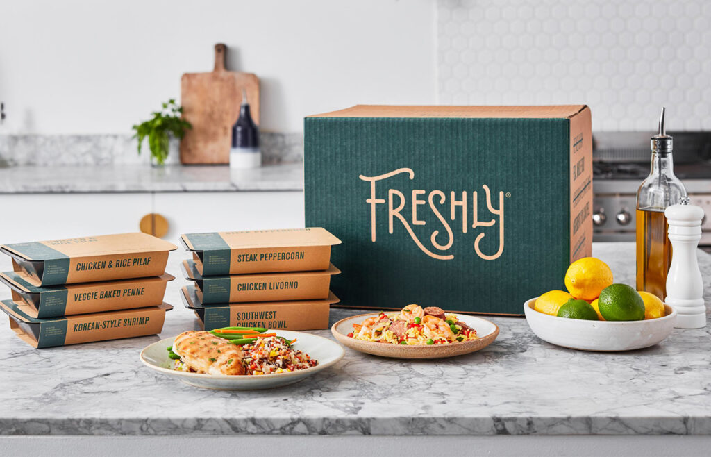 Freshly Meal Kit Review Boxes