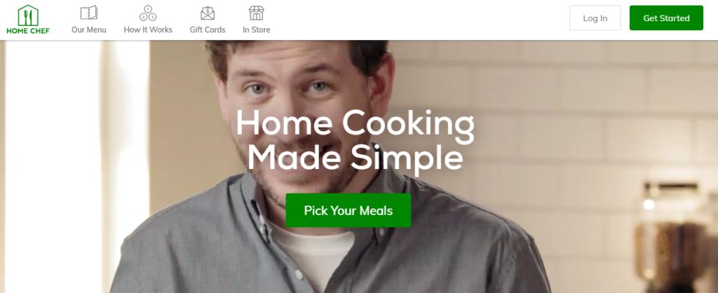 Home Chef Meal Kits